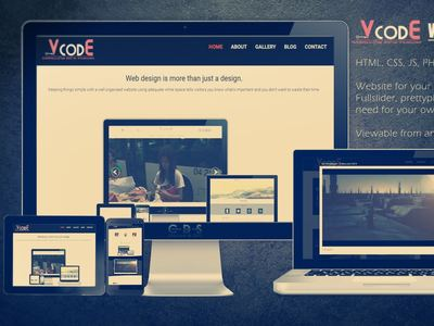 VcodE Template | online...